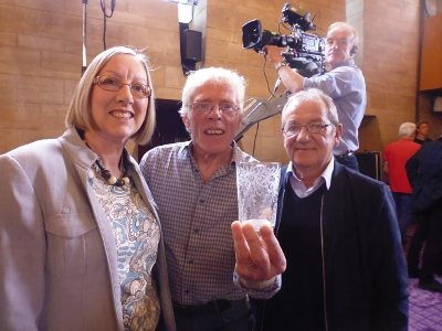 Maurice's blog | The Glass Association